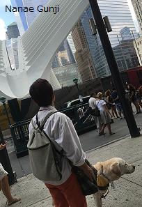 写真ニューヨークにて
